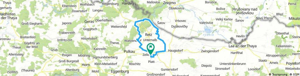 SPÖ Radtour