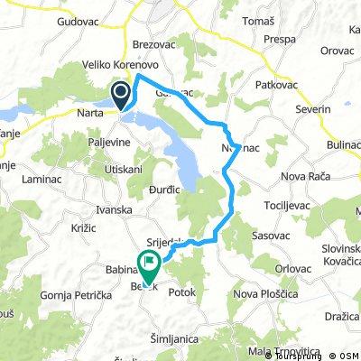 Natra - Obrovnica - Berek