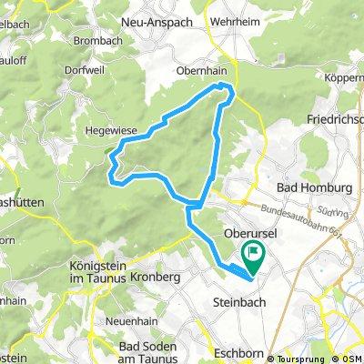 Hochtaunus Tour
