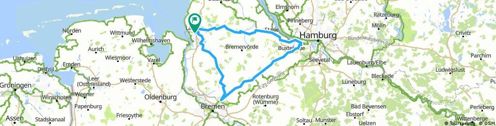 Bremerhaven - Stade