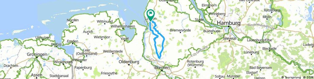 Bremerhaven - Osterholz-Scharmbeck