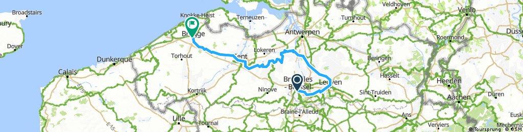 Belgium Leg 1