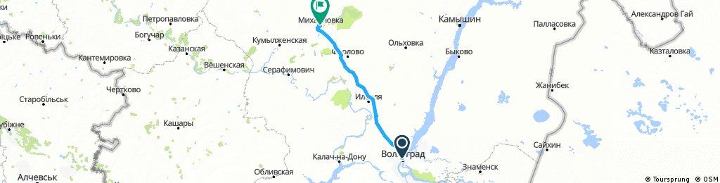 2017_08_19_Von Volgograd (Волгоград) nach Mikhaylovka (Михайловка)