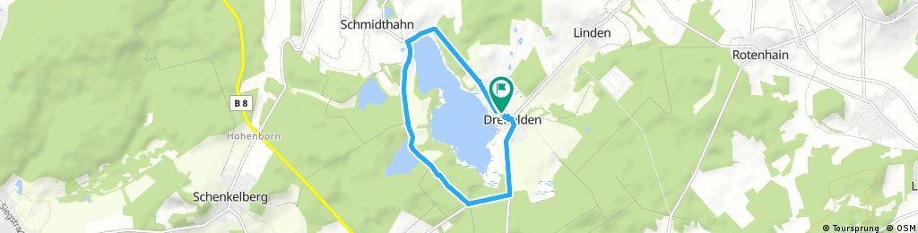 Dreifelder-Weiher-Runde