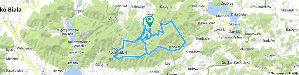 GIGA Rzyki Kellys Cyklokarpaty 2017