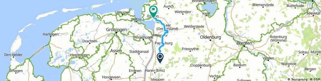 2Melstrup - Emden