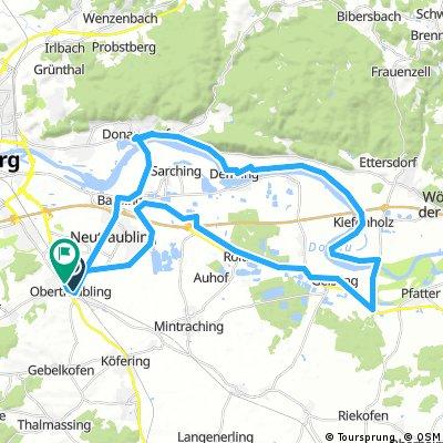Wein-Donau-Route