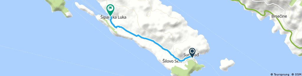 Schnelle Radrunde durch Dubrovnik