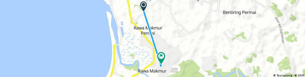 Quick ride through Kota Bengkulu