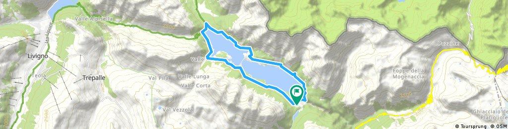 giro dei laghi di cancano  29 Agosto, 11:17