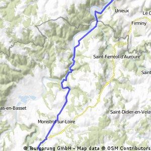 Einstieg Loire