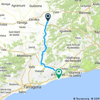 20170828 Sant Guim-Querol-Sant Salvador