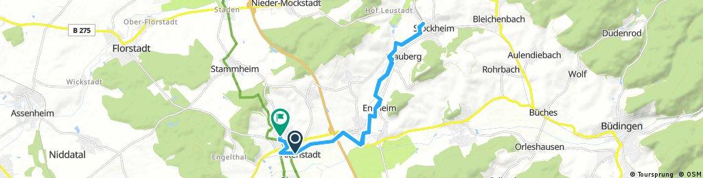 Ausfahrt durch Altenstadt