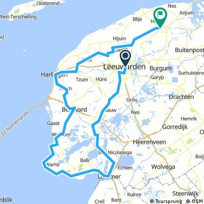 11 Städtetour Niederland