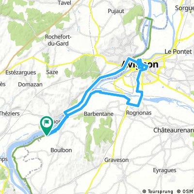 Avignon Stadttour