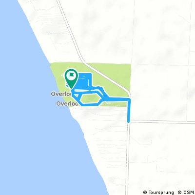 Quick bike tour through Laketon