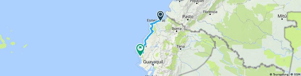 Ruta del Spondylus Norte