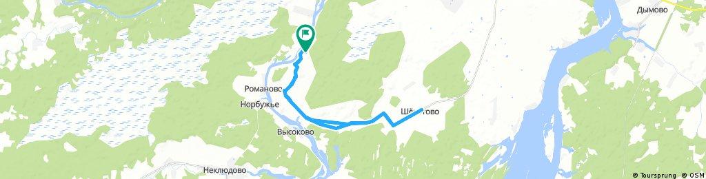 bike tour from 30 августа, 14:30