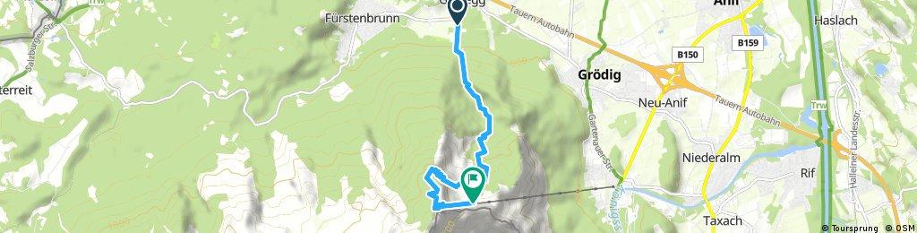 Untersberg Allein