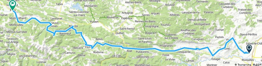C2C 1-1+2 153km