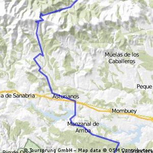 BOYA-CIONAL-CODESAL-SAGALLOS-MANZANAL-SANDIN-N-525-ASTURIANOS-PALACIOS-RIONEGRITO-ROSINOS-SANTIAGO DE LA REQUEJADA-DONEY-ALTO EL PEÑON-TRUCHILLAS-TRUCHAS-REGRES