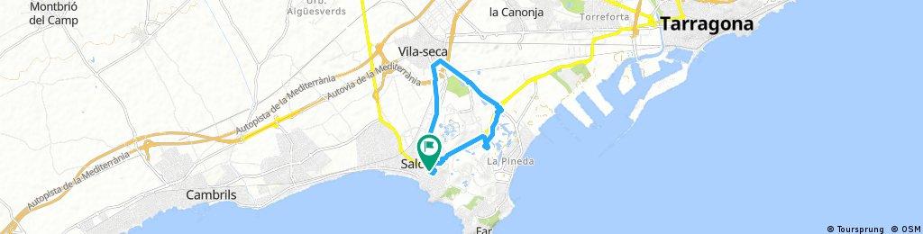 Ultra Epic Salou Route By Johann The Recepcionist