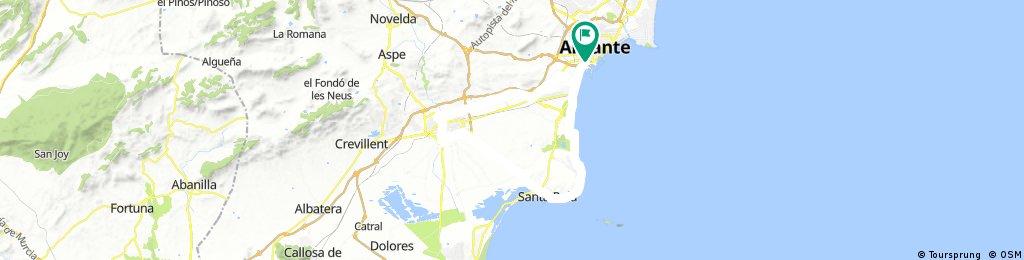 Alicante-Elche-SantaPola-Alicante