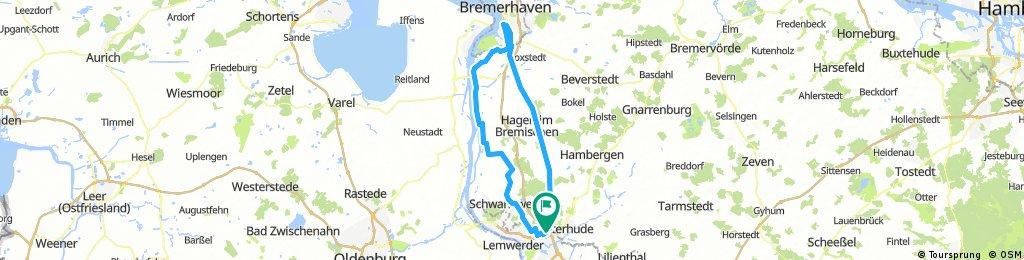 Lesum-Bremerhaven