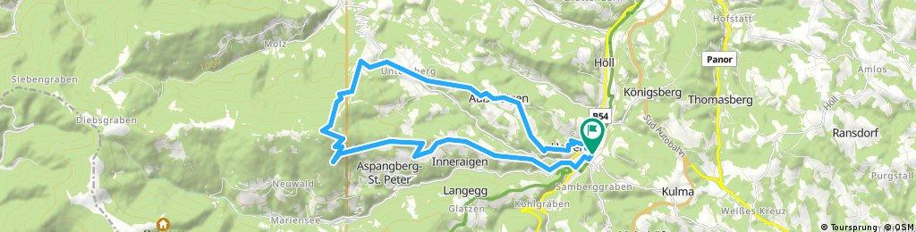 Aspang,Almrauschhütte,St. Peter,Aspang