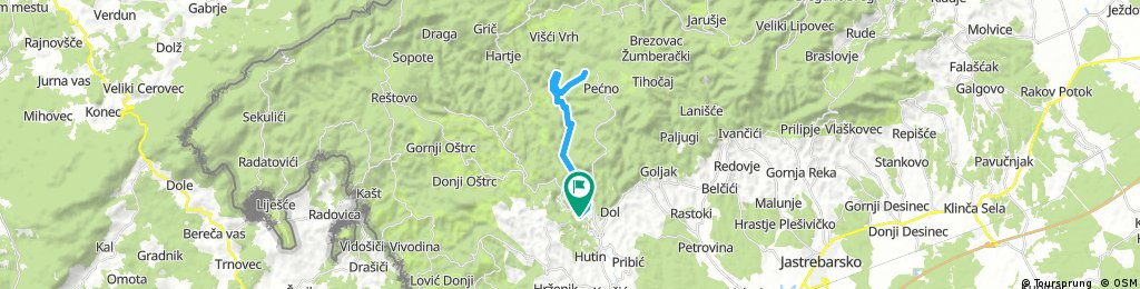 Medven Draga - Draganov mlin