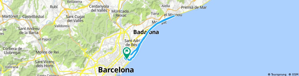 Barcelona-Masnou