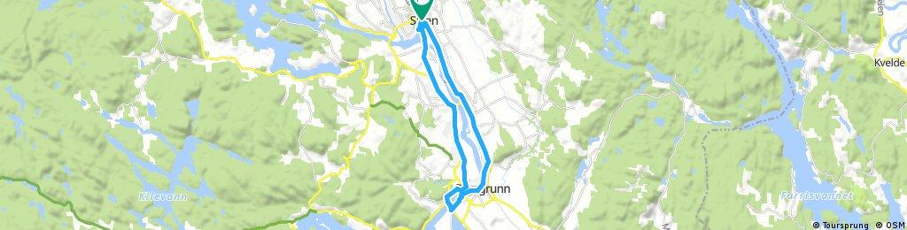 Skagerakløpet 21km halvmaraton