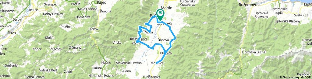 Kostany-Valcianska-Klastor-Mosovce-Necpaly