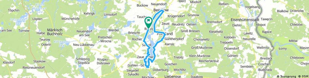 Rund um den Schwielochsee