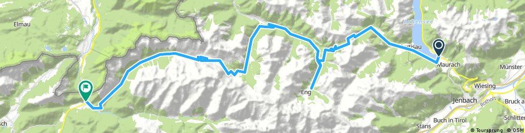 Karwendel MTB Tour - Etappe 2