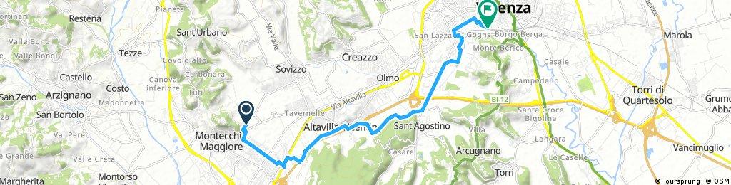 Villa Cordellina-Lombardi - Vicenza Stazione