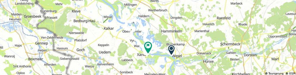 Teil 1 Niederrhein  Wesel-Xanten