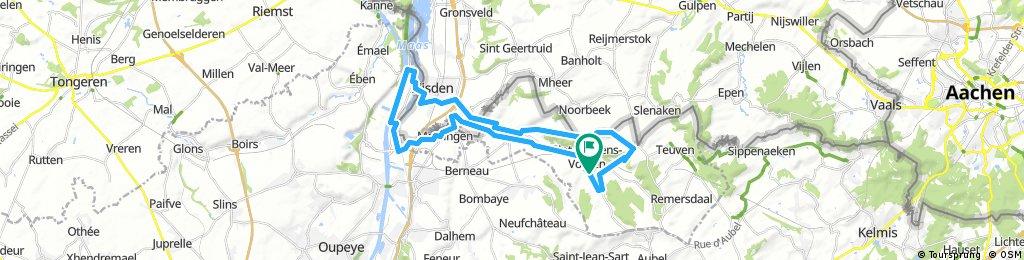 Voeren - Maas Rundweg