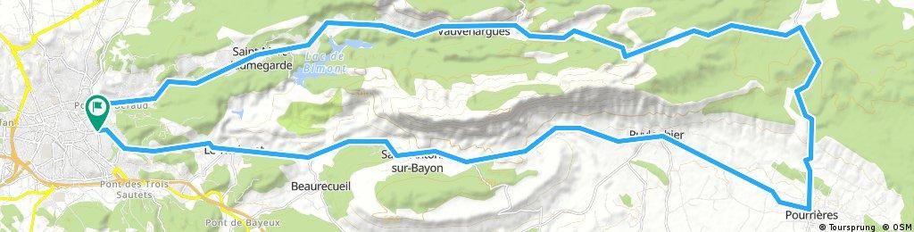Tour Sainte Victoire