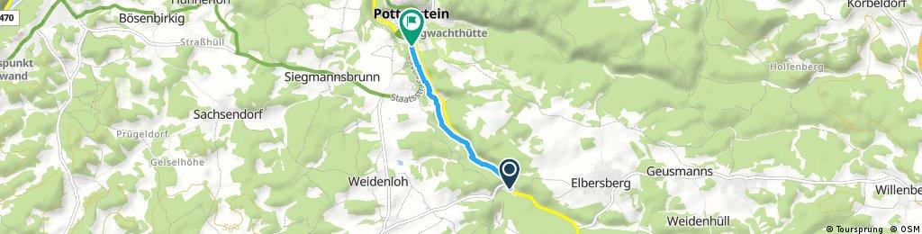 Pottenstein Trail