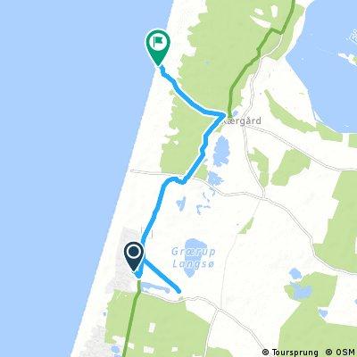 Rdadrunde zum Strand  2. September 09:59