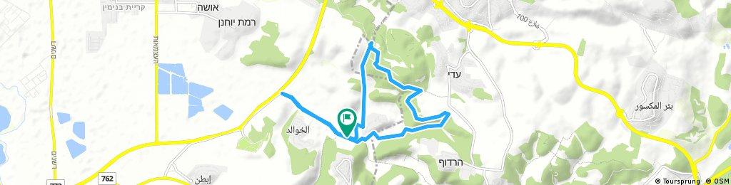 ride through Zvulun Regional Council