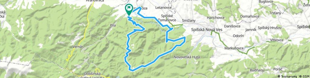ŠKODA BIKE OPEN TOUR 2017 (MTB maratón 48km)