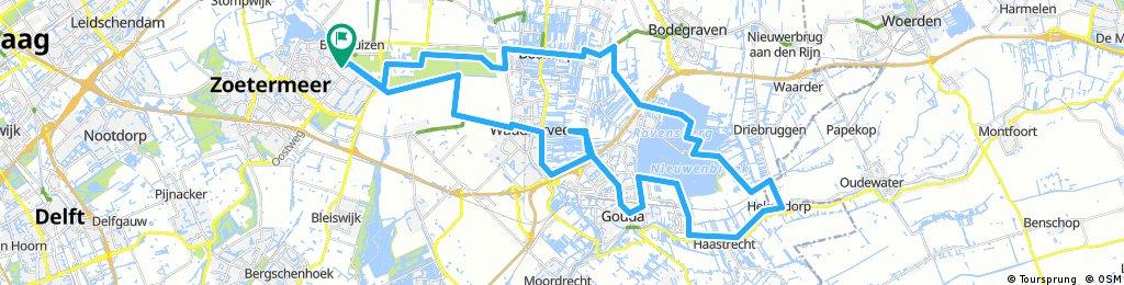 Zoetermeer Reeuwijkse plassen