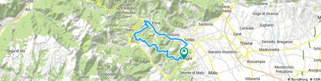 monte Magrè-zovo-camonda-busellati-savena-valli