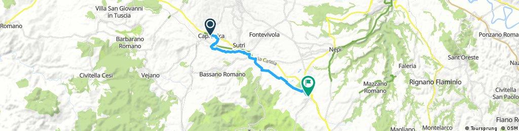 CAPRANICA Capranica -Sutri - Monterosi