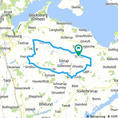 Sterup-Runde 59 Km