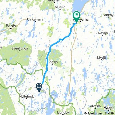 6- Etappe- Jönköping