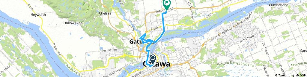24 KM / Ottawa / Gatineau