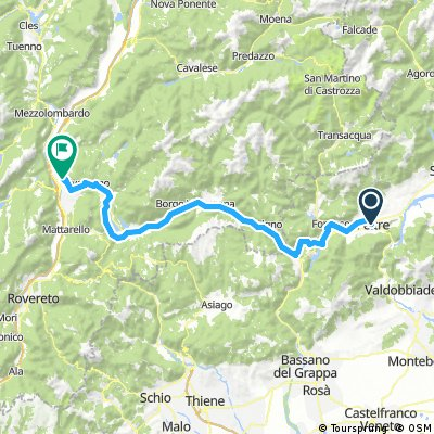 Fetre nach Trento